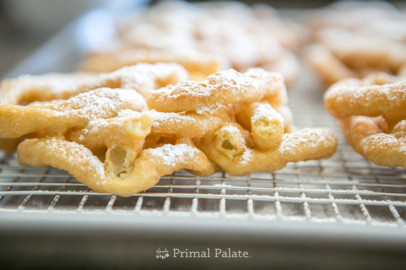 Paleo Funnel Cakes - Gluten Free Funnel Cakes-16