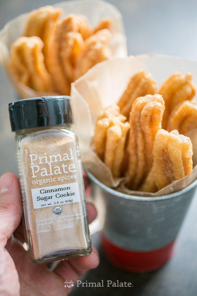 Paleo Gluten-free Churros-8