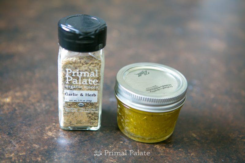 Garlic and Herb Vinaigrette Recipe