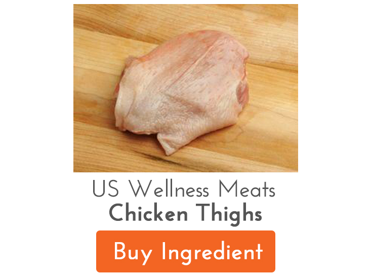 how to long to cook chicken thighs