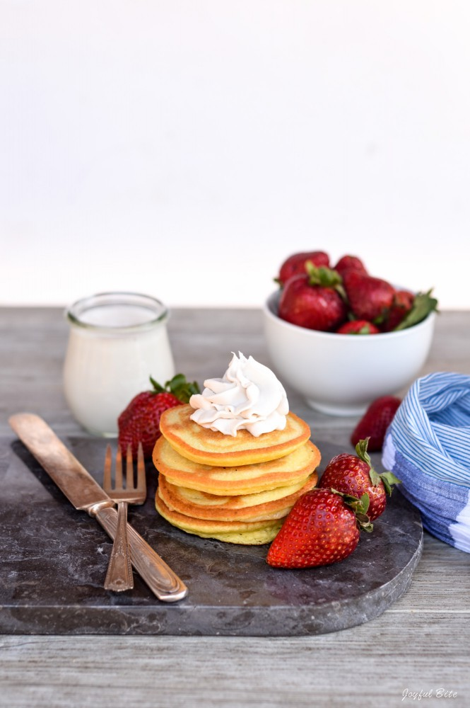 Paleo Pancakes for One Recipe
