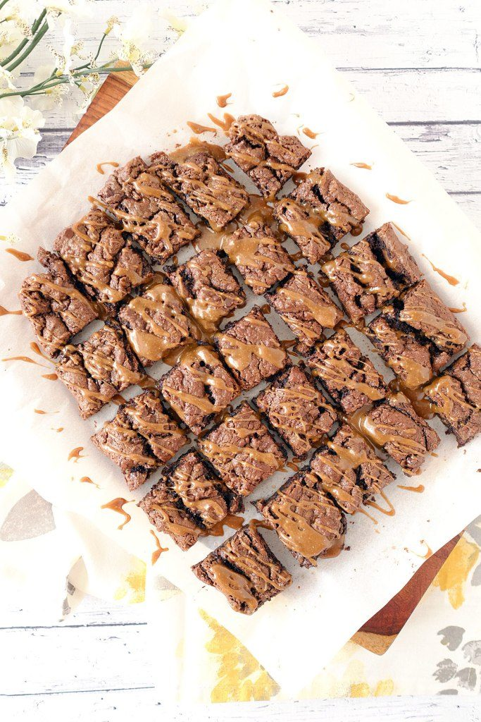Salted-caramel-double-chocolate-brownies-two