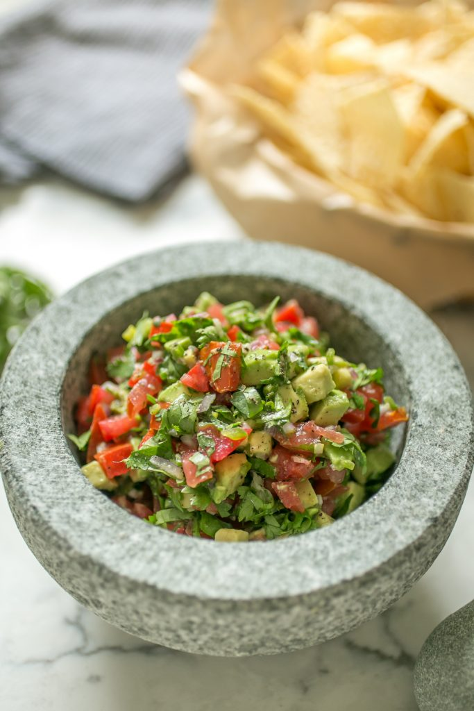 Easy Avocado Salsa Recipe
