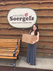 Our first East Coast retailer: Naturally Soergels in Wexford PA