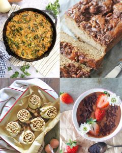 Paleo Mother's Day Brunch Recipe Roundup