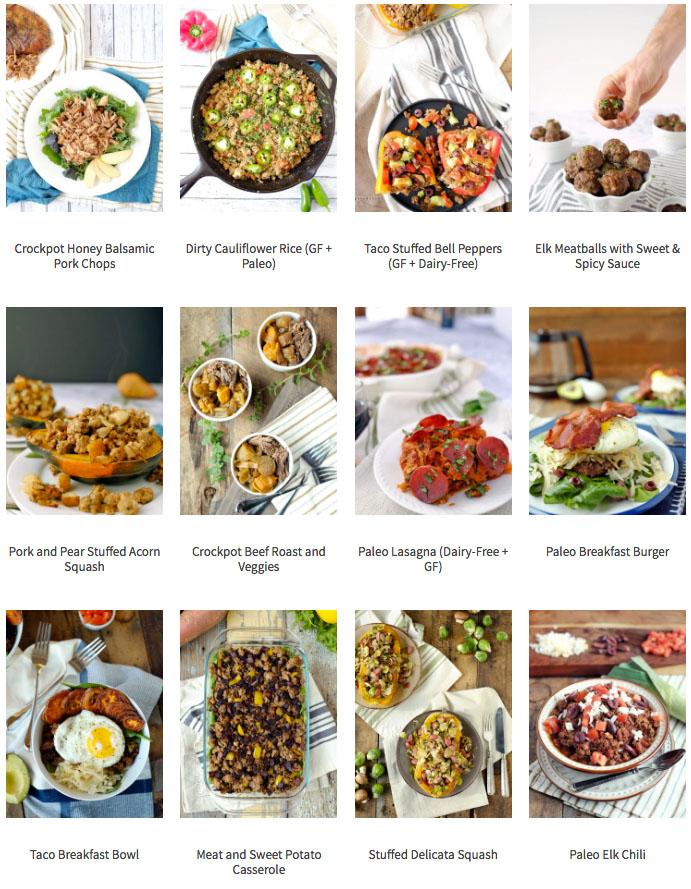 real simple good recipes paleo