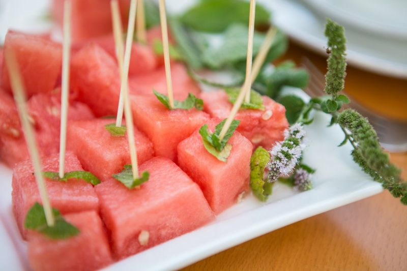 Watermelon Salad with Mint Recipe