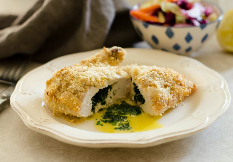 Easy Grain-Free Chicken Kiev Recipe