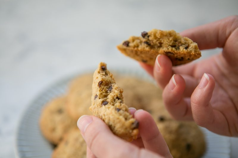 Gluten Free Lactation Cookies-20