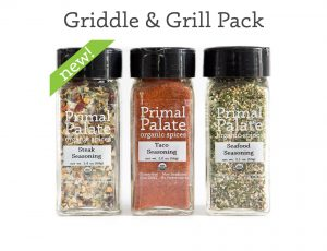 Introducing our NEW Griddle & Grill Pack ... and our Anniversary Sale