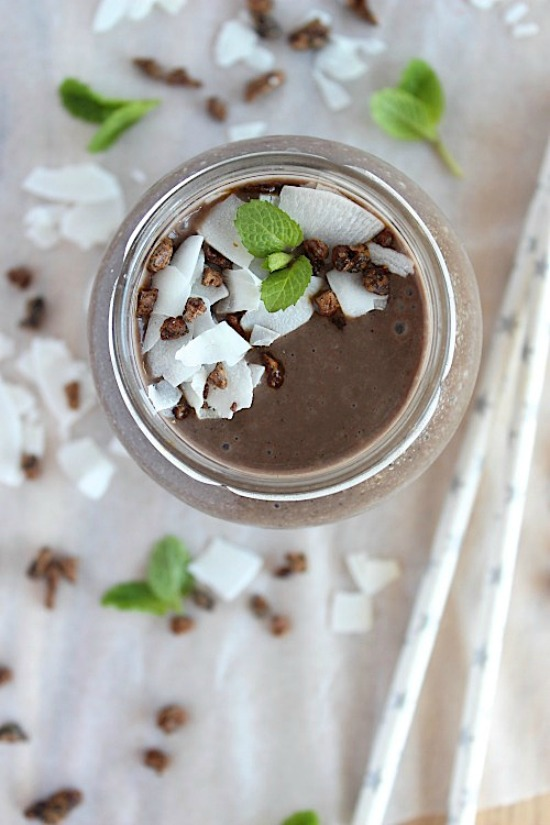 Choc-Mint Chiller Recipe