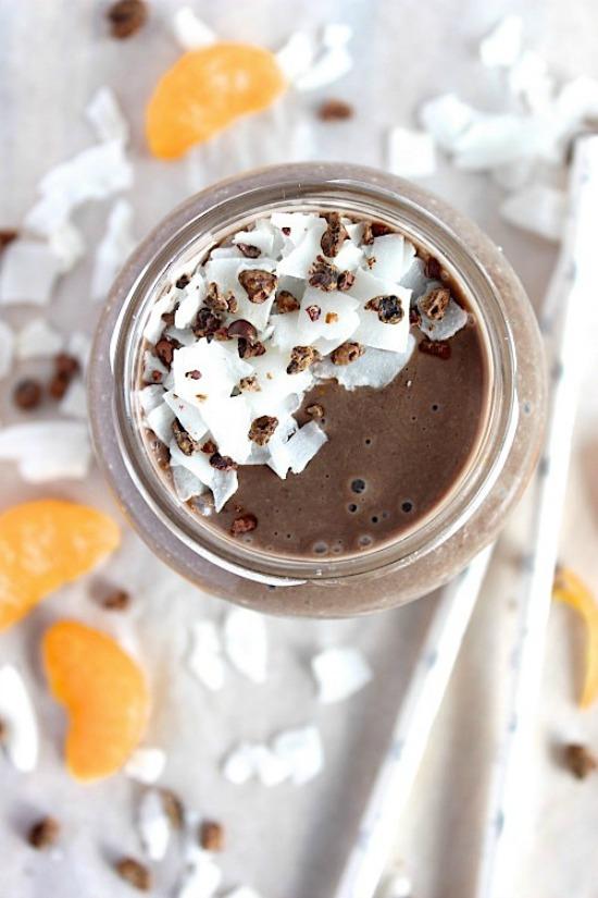 Chocolate Orange Chiller Recipe