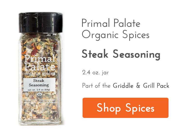 Steak Seasoning Ad