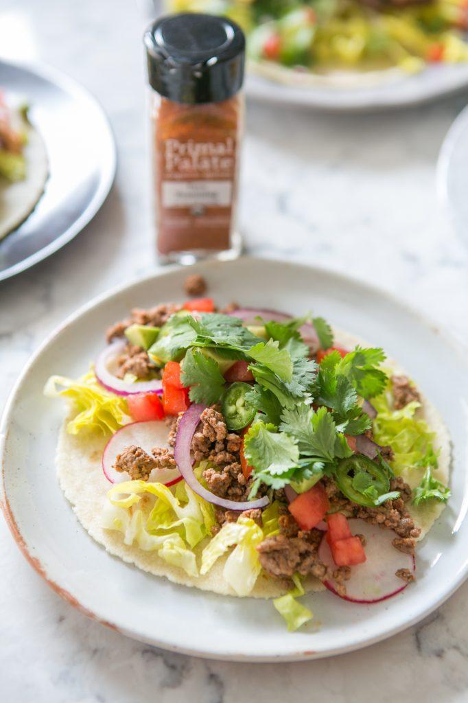 Super Easy Beef Tacos Recipe