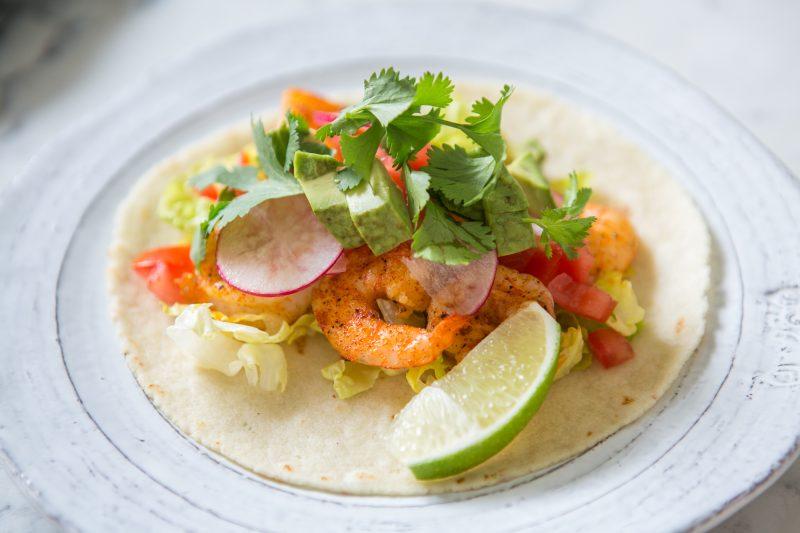 Paleo Shrimp Tacos Recipe