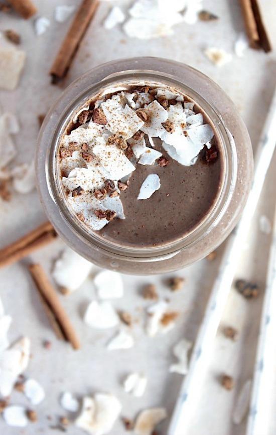Chocolate Chai Smoothie Recipe