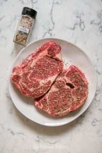 How to grill a Delmonico Steak (the easy way)