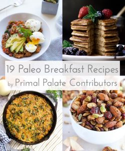 19 Amazing Paleo Breakfast Recipes