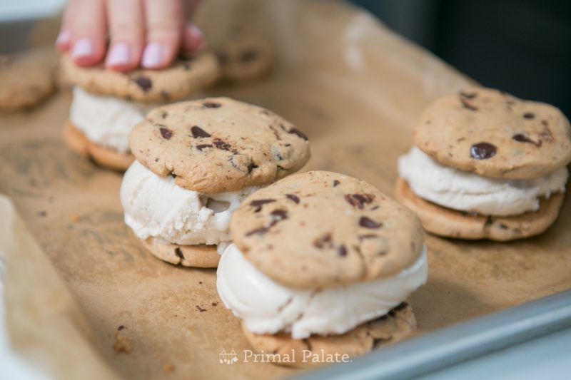 Paleo Primal Chipwhich Ice Cream Sandwich-6