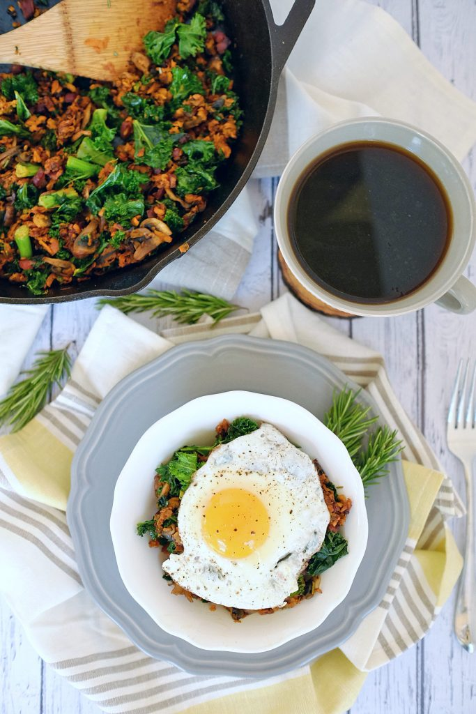 Sweet Potato Breakfast Hash Recipe