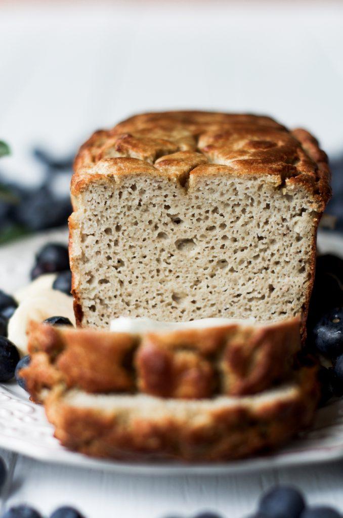 5 MINUTE PALEO BANANA BREAD Recipe