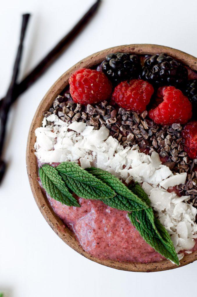 4 Ingredient Chia Pudding Recipe