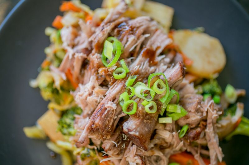 Chinese Pulled Pork Barbecue Recipe