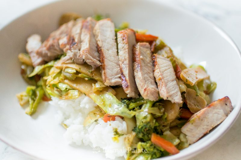 Paleo Asian Chinese Stir Fry