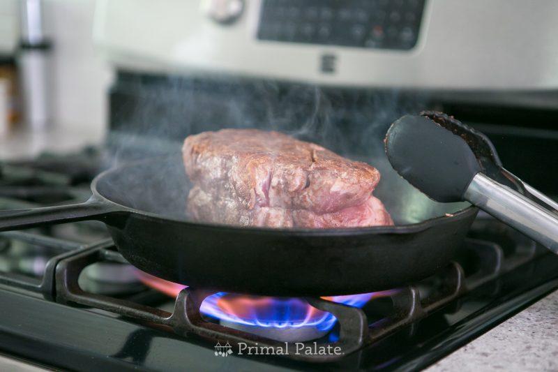 Sear Pork Shoulder High Heat-2