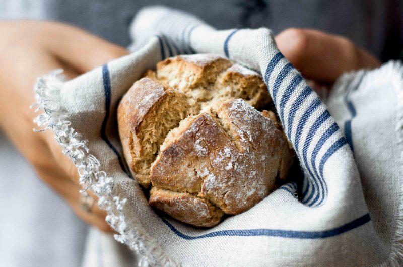paleo bread - paleo rolls