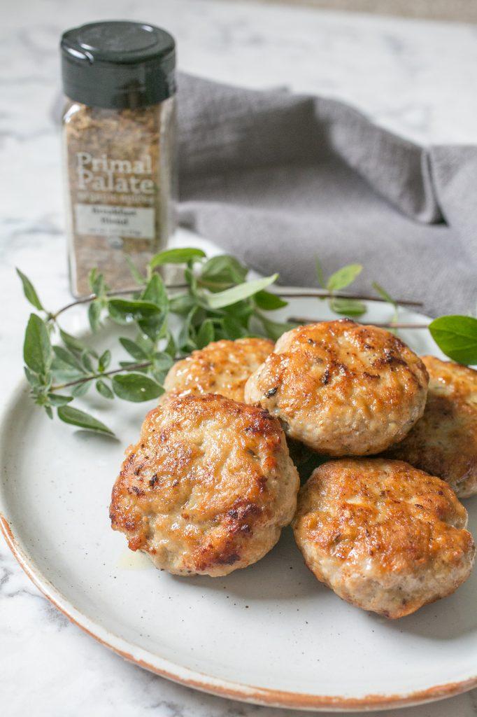 Turkey Breakfast Sausage (AIP friendly) Recipe
