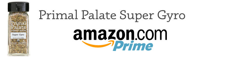Amazon Prime - Super Gyro