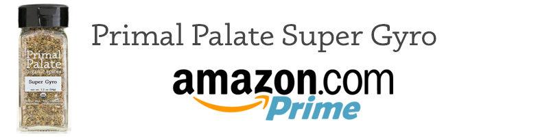 Amazon Prime - Super Gyro