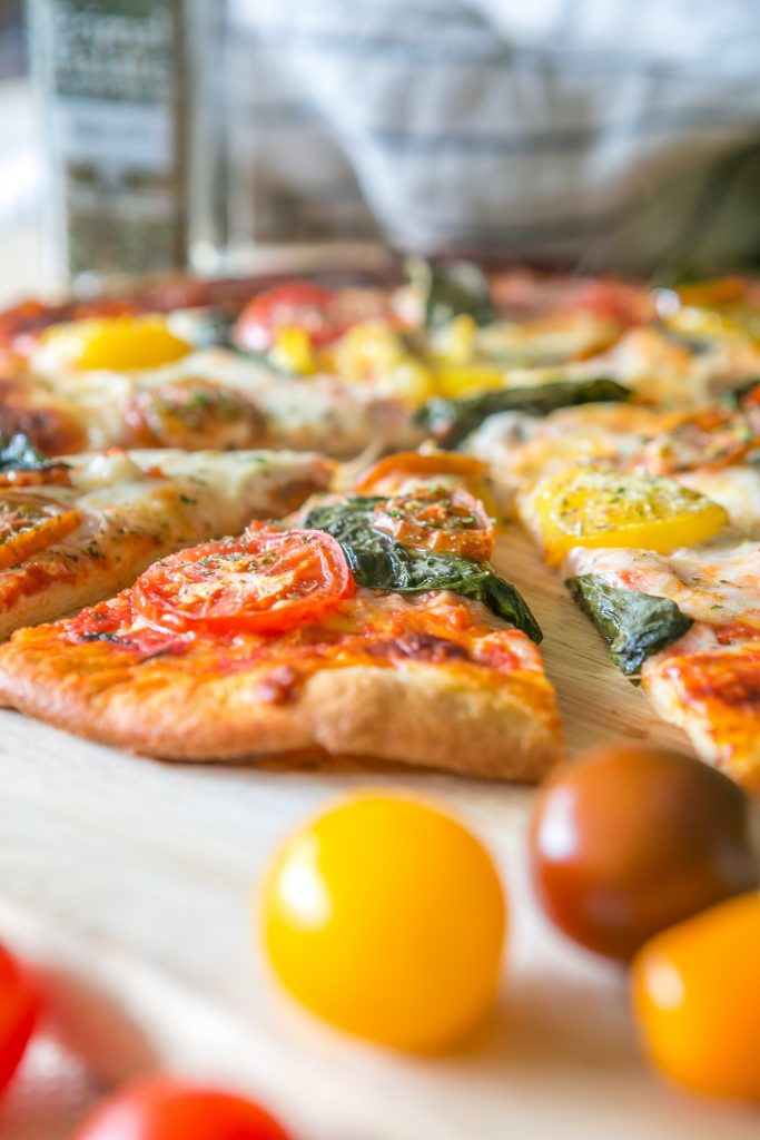 Cappello's Cheese Pizza – Mediterranean Style Recipe