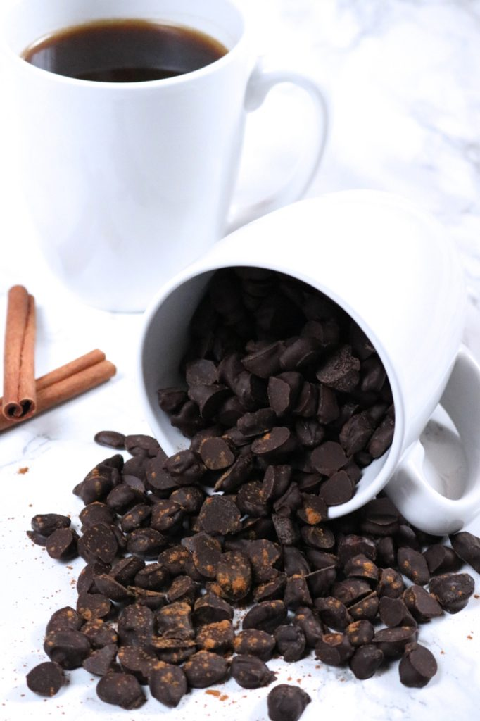 Dirty Chai Chocolate Covered Coffee Beans Recipe