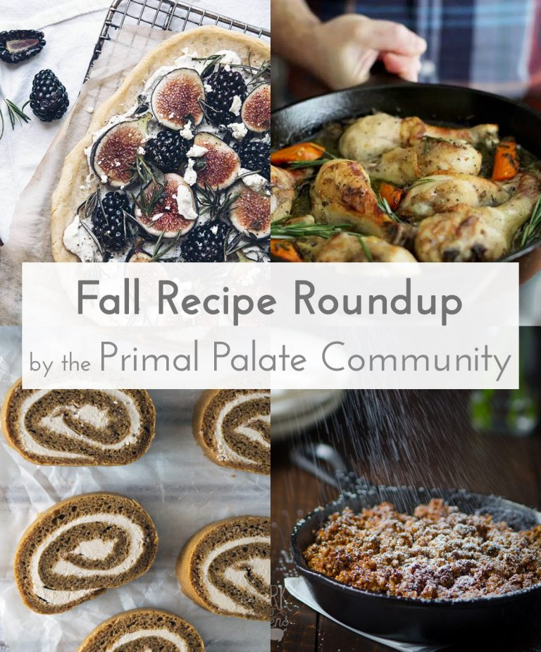 Amazing Fall Fest Paleo Recipe Roundup