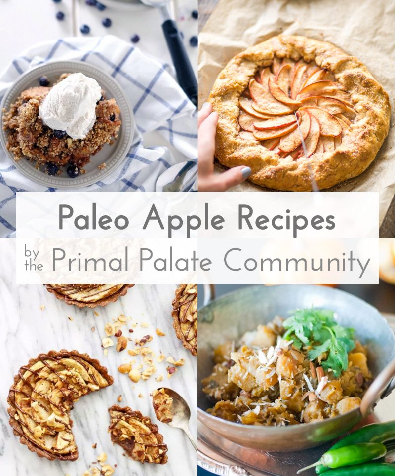 Paleo Apple Recipes