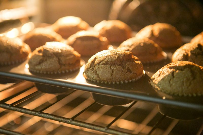 Paleo Gingerbread Muffins-5986