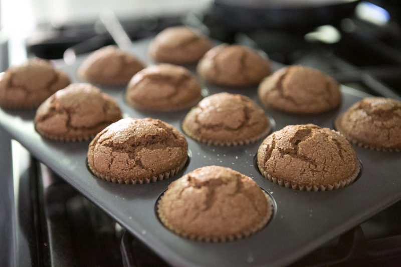 Paleo Gingerbread Muffins-6000