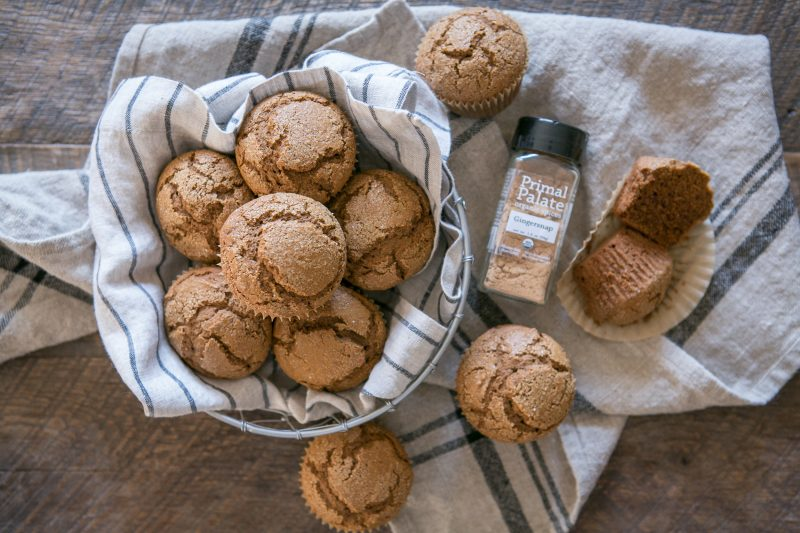 Gingerbread Muffins Recipe