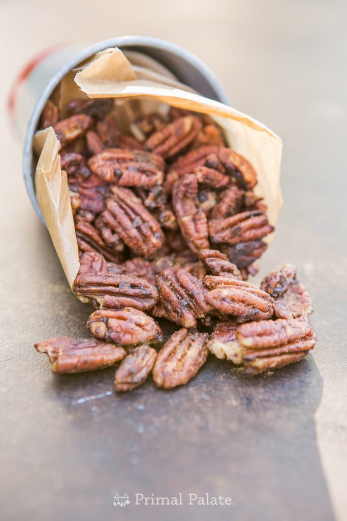 Pumpkin Spice Pecans Recipe