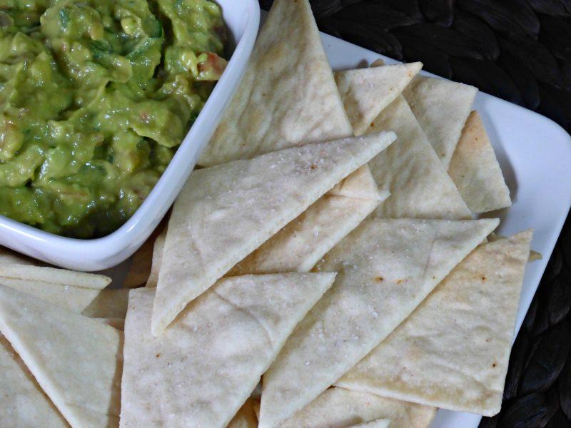 Grain Free Tortilla Chips Recipe