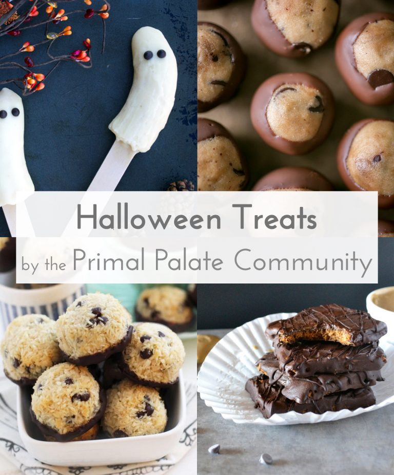 No Tricks ... Just Treats - Paleo Recipe Roundup