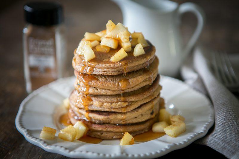 almond flour pancakes-1