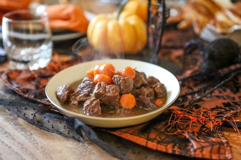 Beef Heart Stew Recipe