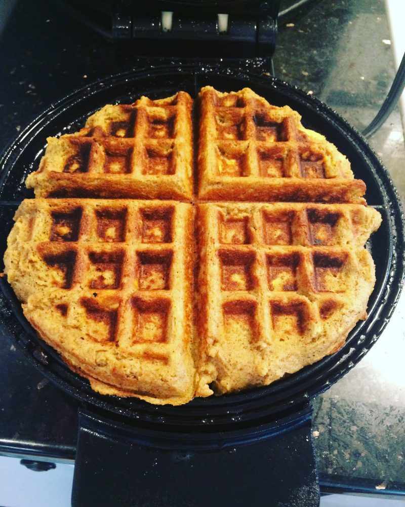 The Best AIP Waffles Ever! Recipe