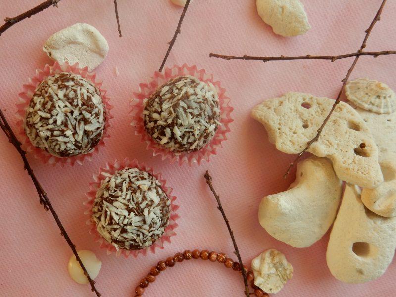 Chocolate Raffaellos Recipe