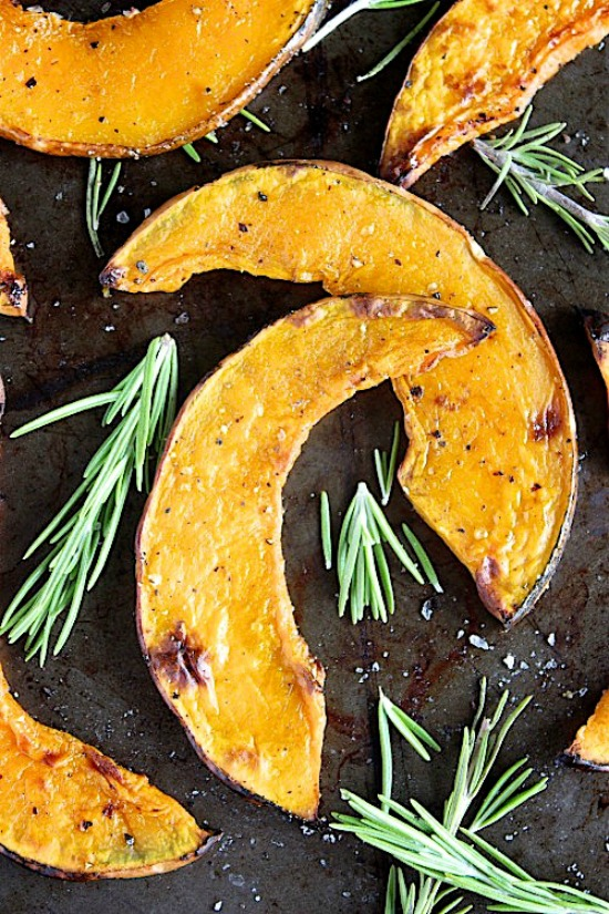 Deliciously Simple, Perfectly Roasted Pumpkin Recipe