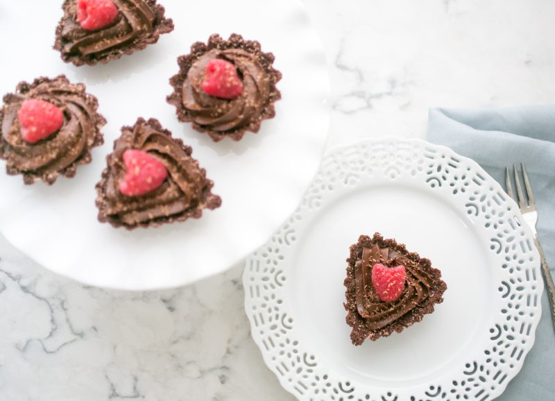 Double Chocolate Tarts - Primal Palate | Paleo Recipes