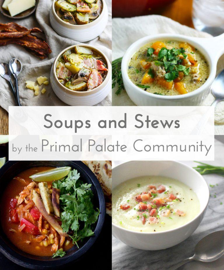 Paleo Soups & Stews - Recipe Roundup